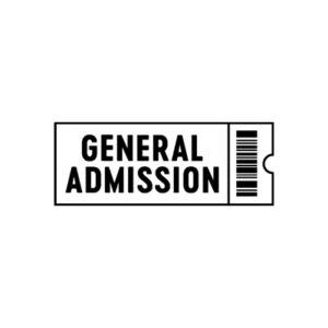 general admission vape cartridges