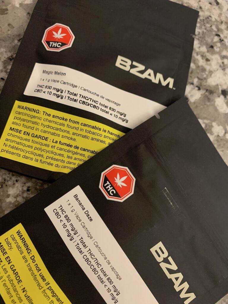 BZAM 510 vape